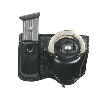 D425A M/C-MAGAZINE/HANDCUFF HOLDER