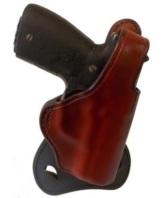 H720 PLAIN SADDLE BROWN RIGHT HAND