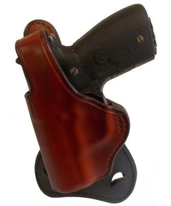 H720 PLAIN SADDLE BROWN LEFT HAND