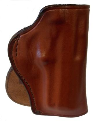 H720 OT PLAIN SADDLE BROWN W/SUEDE PADDLE RIGHT HAND