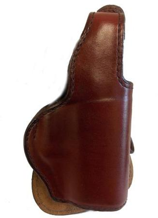 H720 PLAIN SADDLE BROWN W/SUEDE PADDLE RIGHT HAND