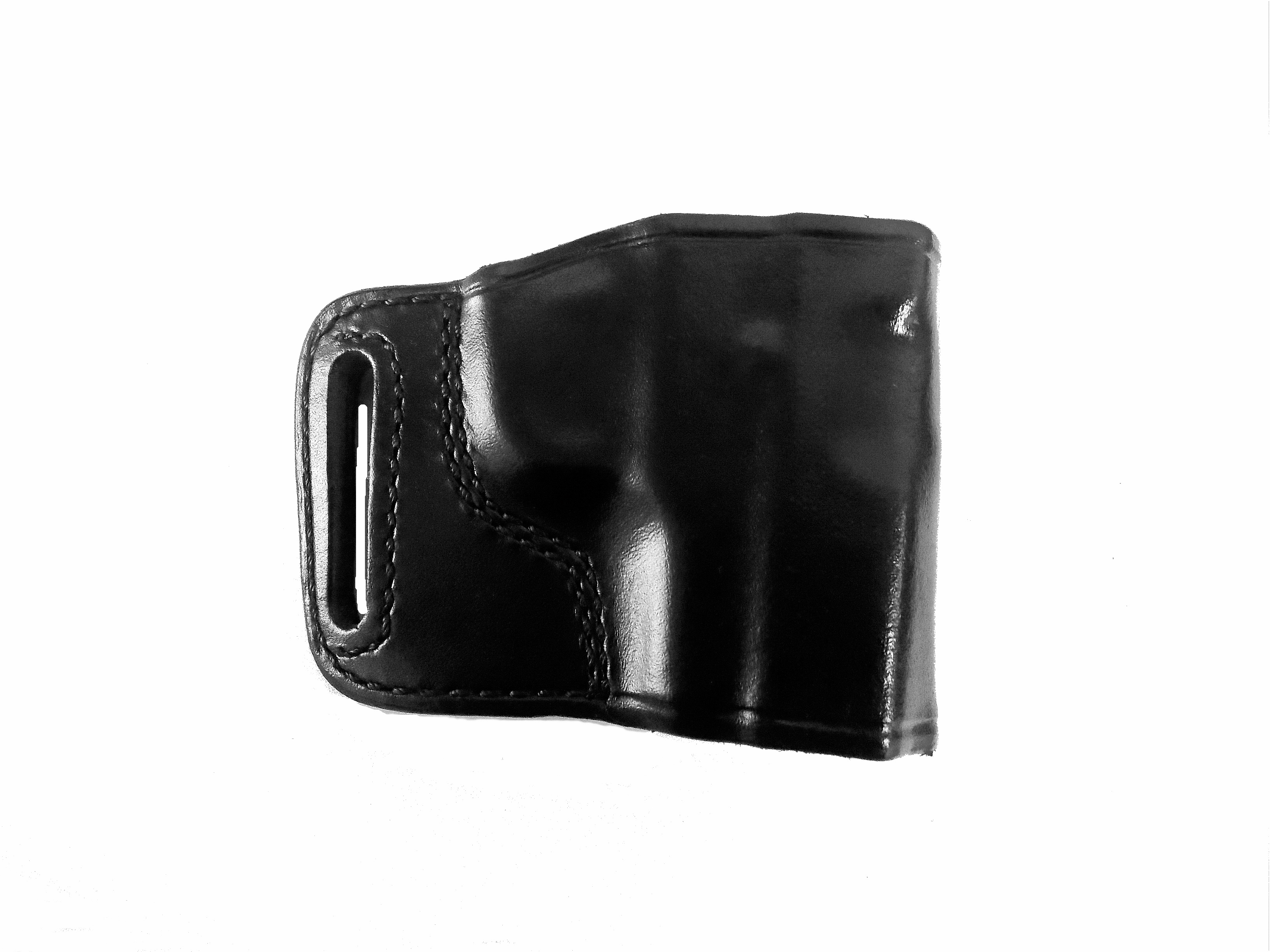 *J.I.T. SLIDE OPEN SLOT PLAIN BELT HOLSTER
