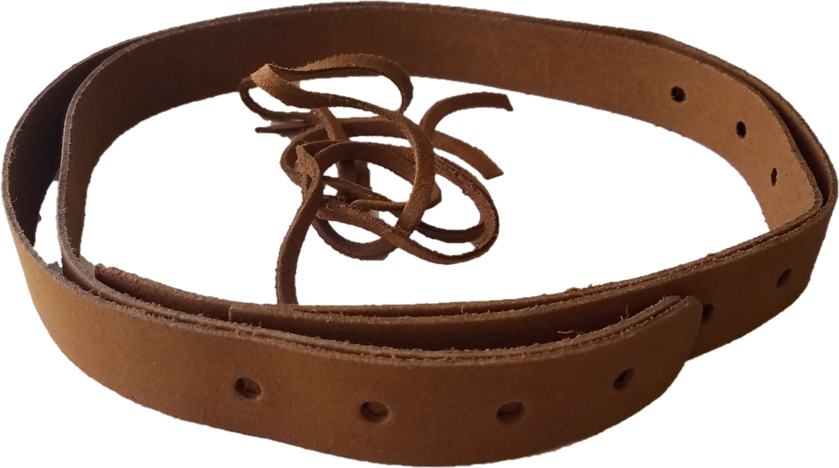 RIFLE CARRY STRAP SUEDE