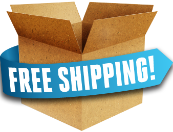 FREE SHIPPING! (in the Continental USA)